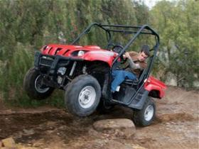 yamaha rhino image - The 7 No-Argument Rules for Riding ATVs