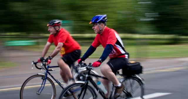 Bike Accident Attorney Addresses Rules for Cycling Side By