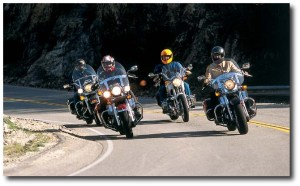 motorcycle 300x186 - Safety in Numbers: 17 Ways to Have a Great Group Motorcycle Ride