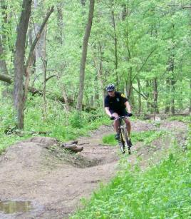 bike month - NY Bike Accident Attorney Recommends New Finger Lakes Mountain Bike Club