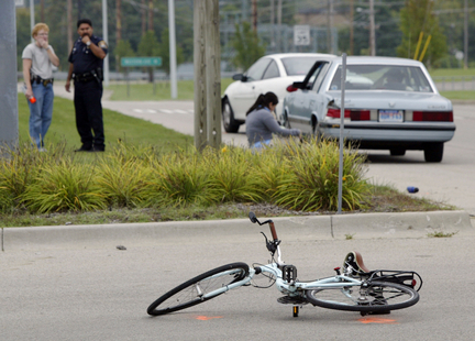 Bike blog photo - Why Bicyclists Are Five Times More Likely To Die In The U.S.!