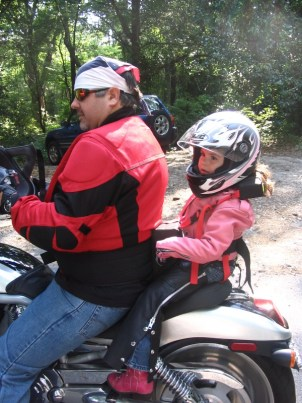 kna1 - Safety Comes First With Child Motorcycle Passengers, says NY and PA motorcycle lawyer