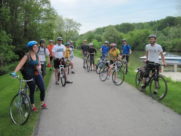 IMG 02534 - Magazine Calls Rochester A Great Place For Bicyclists, And They Are Right! Says NY and PA Bicycle Lawyer