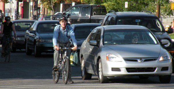 bicycle commuters - Downstate Reporter Urges Better Safe Passing Law For Bicyclists