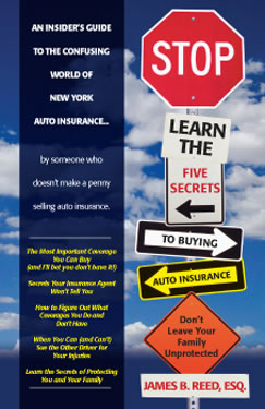 book five secrets - Free Book Takes Mystery Out Of Car Insurance Policies For NY Drivers, Says NY and PA Accident Lawyer