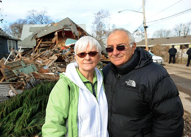 traina - Allstate Exploits Superstorm Sandy Victims, Is Slow To Offer Fair Settlement