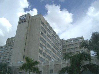 The Miami VA Medical Center.