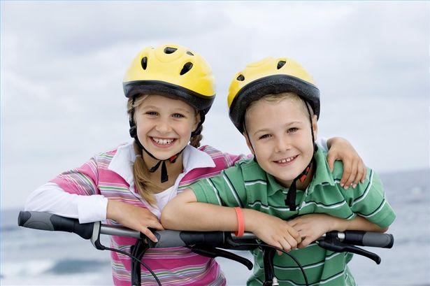 bike pic 2 kids