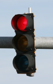 Red Traffic Signal motorcycles - Motorcyclists In Washington State Get Green Light To Cautiously Go Through Stale Red Lights, Says NY and PA Motorcycle Law Lawyer
