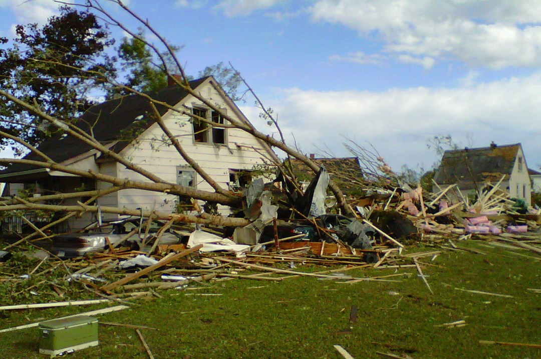Goderich tornado hr - Be Prepared In Case Natural Disaster Strikes Your Home, Says NY and PA Personal Injury Lawyer