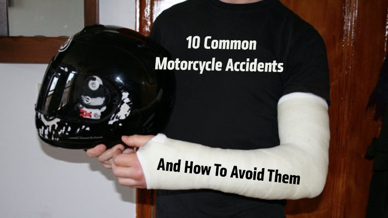 accidents top - How To Avoid 10 Most Common Motorcycle Accidents, Says NY and PA Motorcycle Law Attorney