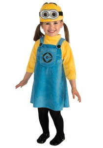 toddler girls minion costume 210x300 - For Twin Tiers Parents, Plenty To Be Scared Of On Halloween, Says NY and PA Injury Lawyer