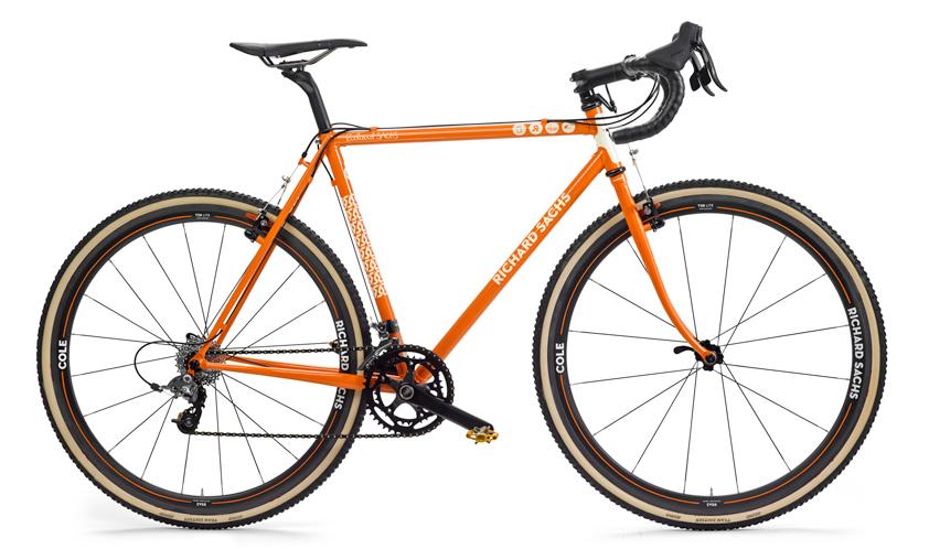 orange bike silo - Local CX Star Danny Timmerman 5th in Cyclocross Nationals Pro Division