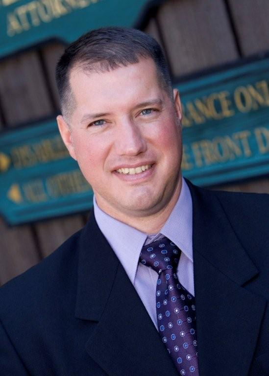 Adam Gee use this photo - Ziff Law's Adam Gee Rated Among The Top Trial Lawyers In The Country By National Organization!
