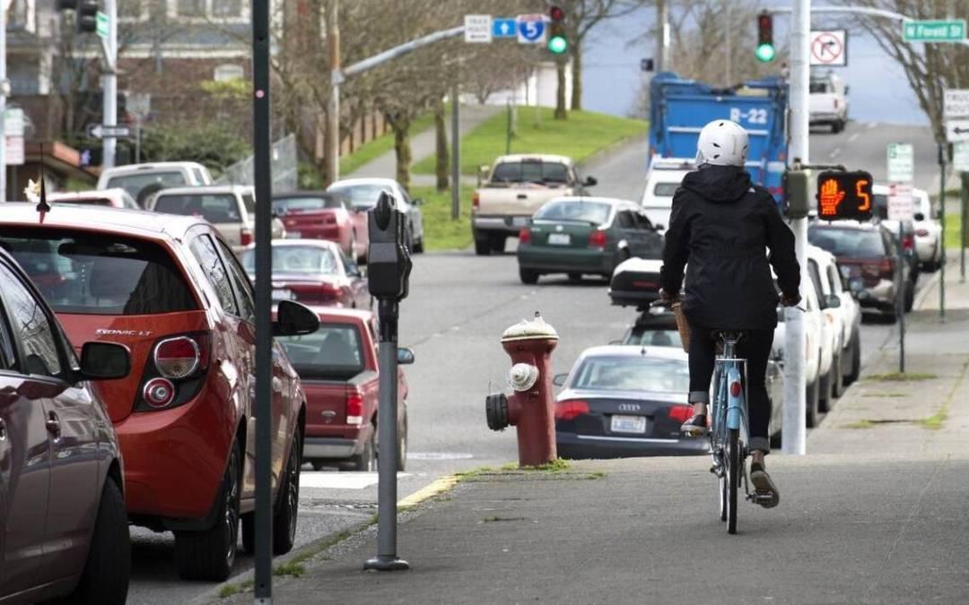 Bicycle Sidewalk 2