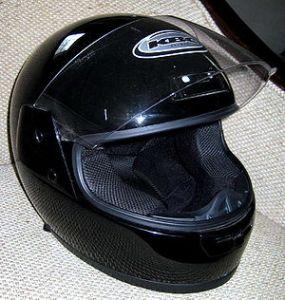 300px BlackFullCoverageMotorcycleHelmet - 300px-BlackFullCoverageMotorcycleHelmet