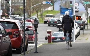 Bicycle Sidewalk 2 - Bicycle-Sidewalk-2