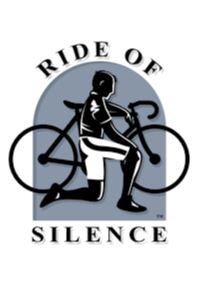 Logo - This Week's Ride Of Silence In Elmira Will Remember Cyclists Who Were Killed Or Injured