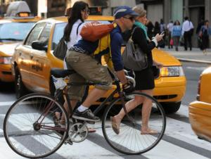 bike small 300x226 - NYC Mayor Should Reject Helmet Requirement On Citi Bikes And Licenses For All Cyclists