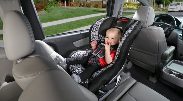 NY Requires Rear-Facing Car Seats For