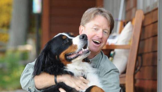 jim reed dog - Attorney Jim Reed