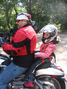 kna - Safety Comes First With Child Motorcycle Passengers, says NY and PA motorcycle lawyer
