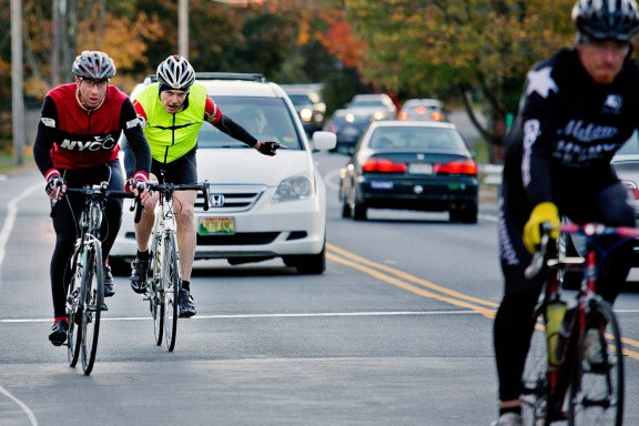 use 1 1024x683 - Drivers, Please Share The Road! Why Cyclists Need To Use The Driving Lanes Sometimes....
