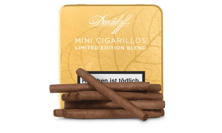 Davidoff Golden Leaf Mini Cigarillos Limited Edition