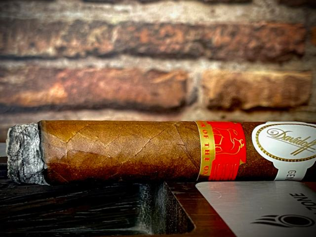 Davidoff Year Of The Ox 2021 Tasting