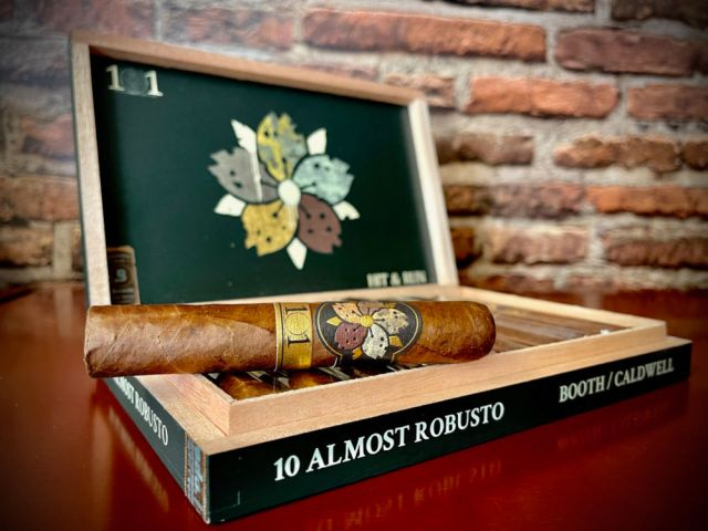 Hit and Run Almost Robusto
