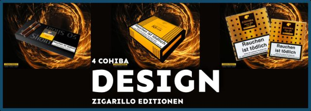 Cohiba Zigarillo Designeditionen