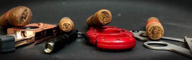 Zigarren anschneiden mit 5 tollen Werkzeugen