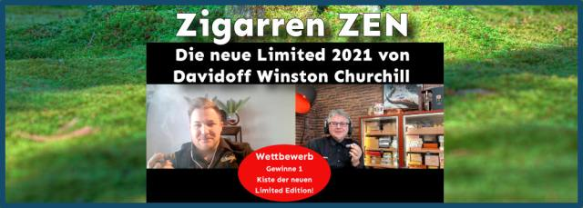 Davidoff Winston Churchill Limited Edition 2021
