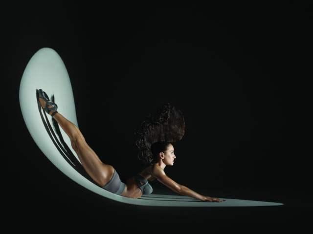 Nicole Knobel, En Pointe Aqua / Inspiration