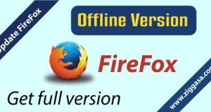 Get Firefox offline