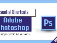 Essential Shortcuts of Photoshop