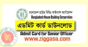 BHBFC Admit Card for SO