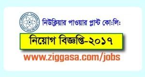 Nuclear Power Plant Company Bangladesh Jobs Circular 2017