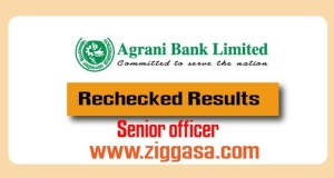 Recheck Agrani Bank Results