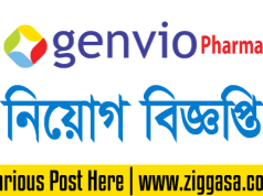 Career Opportunity at Genvio Pharma 2017