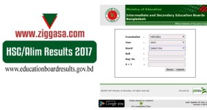 HSC Results 2017