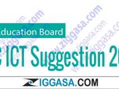 JSC ICT Suggestion 2018