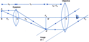 Diagram of pound microscope | Homework Help | myCBSEguide