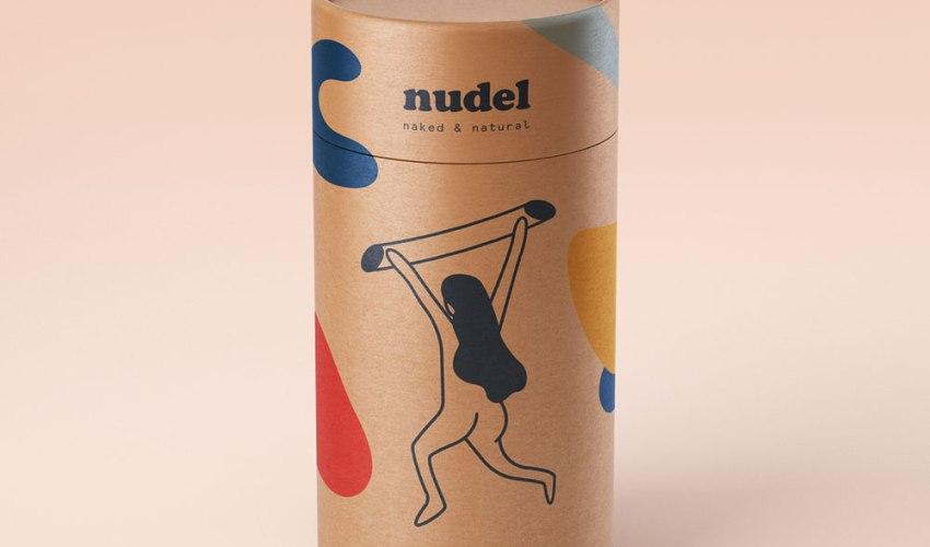 Packaging Design - Nudel Pasta