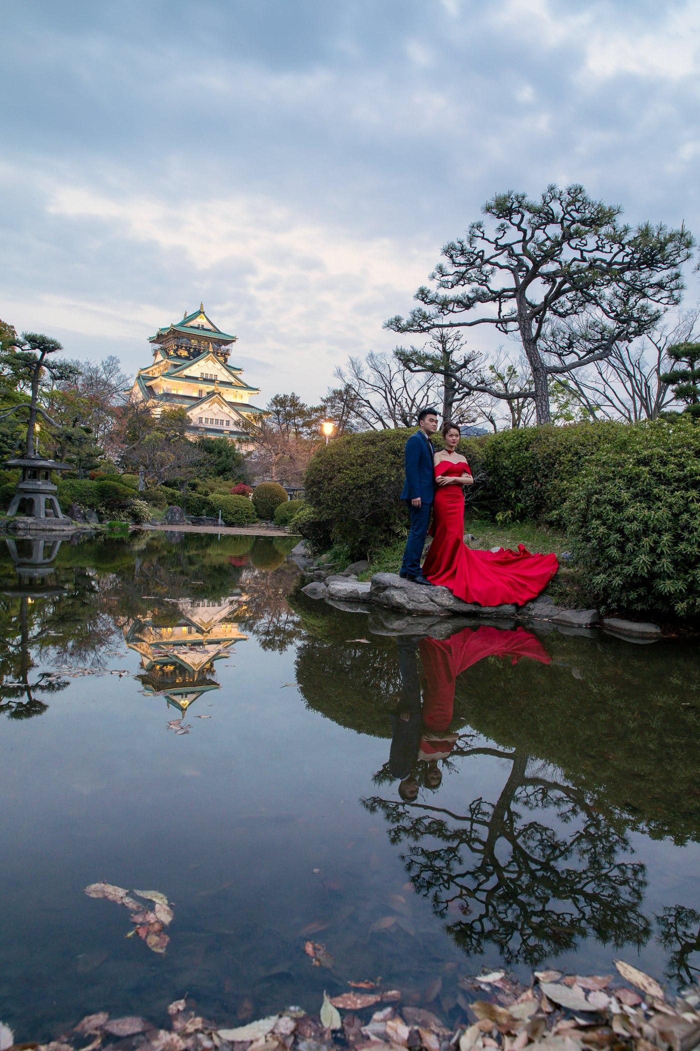 Wedding Photographer in Japan