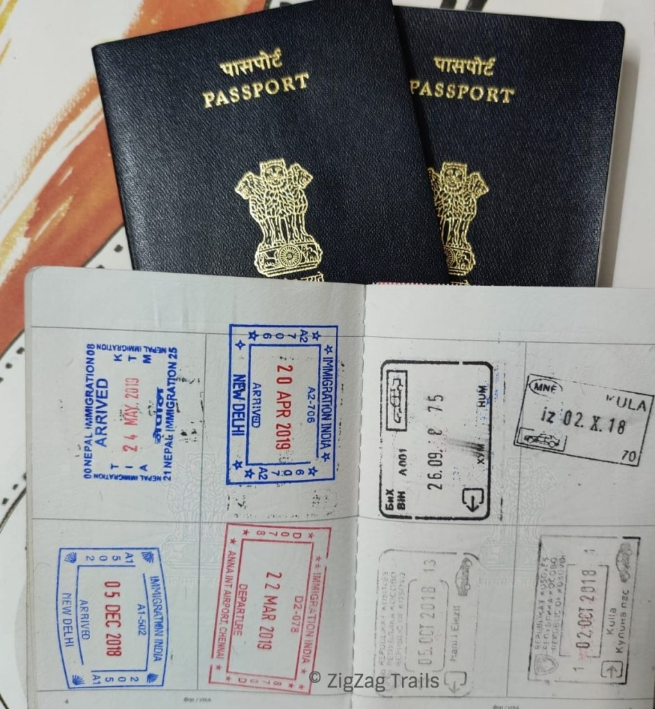 Nepal Visa for Indians