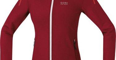 Dames thermoshirt gore voor wielrennen