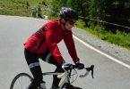 Gore windstopper voor dames wielrennen