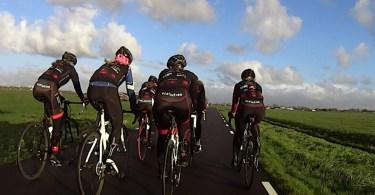 Training elite wielerteam SwaboLadies