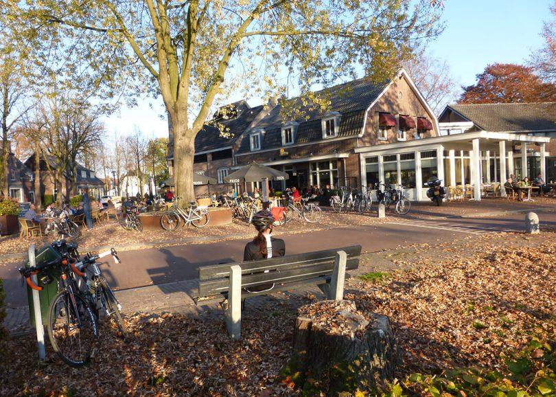 De Herberg de Brouwerij De Leeuw in Vessem - Fietsroute De Kempen